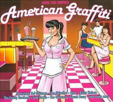 Music That Inspired American Graffiti [Digipak] by Various Artists (CD, Mar-2012, 3 Discs, Not Now Music)