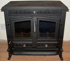 2x  JA032 CR032 Wood burning stove Glass replacement
