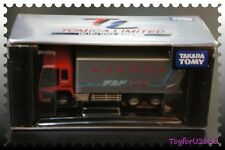 Tomica Limited 108 Isuzu Giga Post Office Truck Diecast Car Tomy 0108 RARE