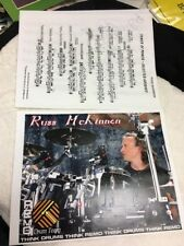 TOWER OF POWER Funk Rock R&B band, Autographs By RUSS MCKINNON (2)
