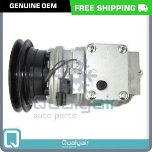 AC Compressor OEM Denso 10PA17C fits Eagle Talon / Mitsubishi Eclipse, Gal... QR