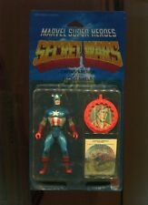 1984 Secret Wars Captain America  MOC   (SW1)