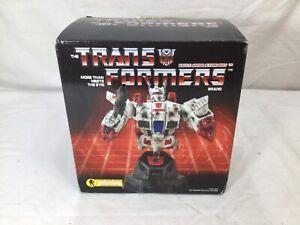 Transformers Battle Armor Jetfire Bust Figure Xpress Diamond Select Sealed #562