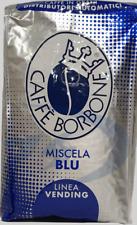 3 BUSTE CONFEZIONI 1 KG CAFFE' BORBONE IN GRANI MISCELA BLU VENDING ORIGINALE