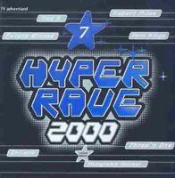 Hyper Rave 7 (1997) Porn Kings, Disco Nation, Red5, Dune, Talla 2Xlc, R.. [2 CD]