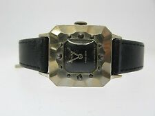 Gruen art deco vintage original mechanical watch 1ok gold filled (white)