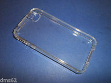 NEW SOFT CLEAR CELL PHONE CASE FITS APPLE  I4 87503 FREE SHIPPING