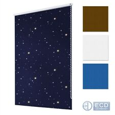 Estor persiana enrollable / doble persiana soporte de sujeción colores múltiples