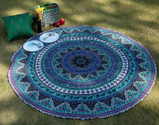 Floral & Garden Ethnic Home Décor Mandala Throws