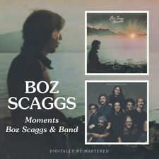 Boz Scaggs - Moments / Boz Scaggs & Band [New CD] Rmst