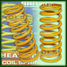 LAND ROVER DISCOVERY 2 - Front Medium Coil Spring Set 40mm Extra Height (DA4198)