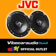"JVC CS-J620X 16cm 6.5"" 300 Watts Cheap Car Door Replacement Coaxial Speakers BN"