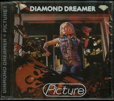 Picture Diamond Dreamer / Picture I CD new Brazil Press
