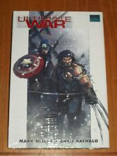 Ultimate War Mark Millar Marvel Premiere Edition (Hardback 2011) 9780785157373