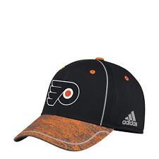 37a8c065edb Philadelphia Flyers adidas NHL Team Authentic Pro Flex Fit Hat   Cap Size  S m