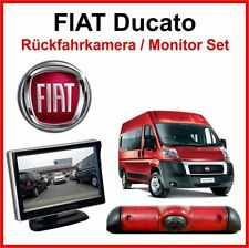 FIAT DUCATO Caméra de recul écran Kit aide au stationnement Appareil Photo