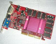 Gainward nVidia GeForce4 MX 440 128MB AGP Grafikkarte GeForce Pro600 NV18 passiv