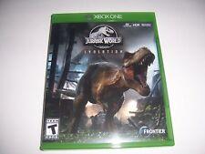 Original Box Case Replacement Microsoft Xbox One XB1 Jurassic World Evolution