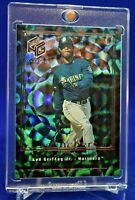 KEN GRIFFEY JR HOLOGRFX LAUNCHERS SP RARE PRISM RAINBOW REFRACTOR MARINERS