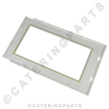 AMANA R0150148 INNER DOOR GLASS WINDOW WITH TRIM FOR COMMERCIAL MICROWAVE OVEN