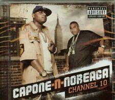 Capone-N-Noreaga - Channel 10 - CD - NEW