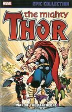 Thor Epic Collection : War of the Pantheons by Stan Lee, Jim Shooter, Tom DeFalc