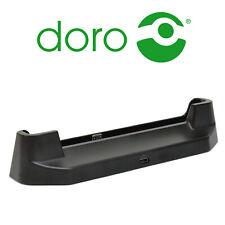 Genuine Doro 8030 Charging Cradle - Black