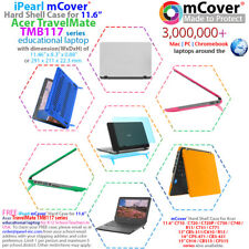 """NEW mCover® Hard Case for 11.6"""" Acer TravelMate TMB117 series Educational Laptop"""