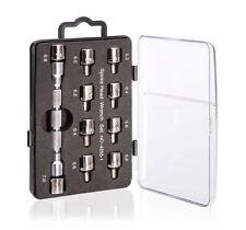 Speichen Schlüssel Set 5,2 - 7,0mm Nippelspanner Felgen Speichenspanner Motorrad