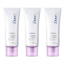 3x 75ml Dove DermaSpa Youthful Vitality Hand Cream