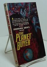 The Planet Buyer by Cordwainer Smith - Pyramid R-1084