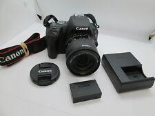 Canon EOS Rebel SL2 DSLR Camera with EF-S 18-55mm STM Lens - 24.2 MP