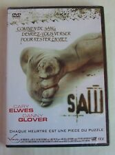 DVD SAW- Cary ELWES / Danny GLOVER - NEUF