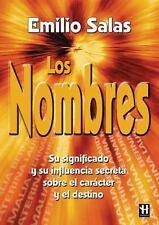 Los nombres by Salas, Emilio