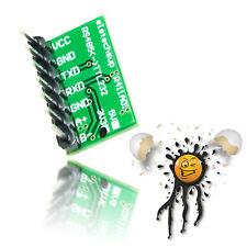SP3485 RS-485 RS-422 EIA-422 Mini RS232 serial RS485-UART Converter 74HC04 Modul