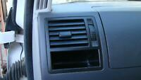 VOLKSWAGEN TRANSPORTER LEFT SIDE AIR CON VENT, T5 MY10 03/10-06/15