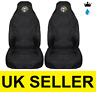 ALFA ROMEO BRERA PREMIUM CAR SEAT COVERS PROTECTORS 100% WATERPROOF / BLACK