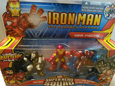 Marvel Super Hero Squad Iron Man War Mechs NIB