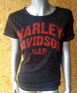 Harley Davidson Damen Gr. L T-Shirt Neu und ungetragen Shirt