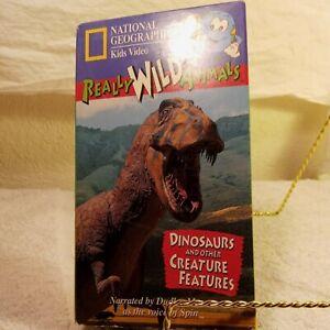 Really Wild Animals VHS