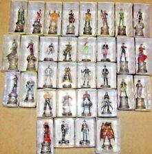 EAGLEMOSS - DC COMICS BATMAN CHESS SET - 32 PIECES & 32 MAGAZINES & DELUXE BOARD