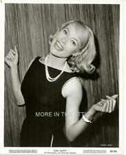 YOUNG SEXY ELVIS PRESLEY COSTAR CHRIS NOEL ORIG MGM GIRL HAPPY PORTRAIT STILL #2