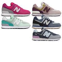 New Balance 574 Kinder-Sneaker Mädchen-Turnschuhe Sportschuhe Schuhe Halbschuhe