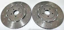 MTEC Floating Brake Discs for Audi RS4 B7 365mm Brembo Fitment Saloon Avant Conv