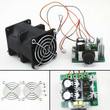 Universal DC 12V Electric Car Turbine Turbo Charger Boost Fan ACE60 3.2A w/ ESC