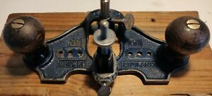 Vintage Record No. 71 Router Plane