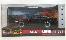 Knight Rider K.I.T.T. 1982 Pontiac Trans Am 1:32 Hollywood Rides Jada Metals