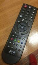 Control remoto adecuado para npg LCD HDTV LED TV Control Remoto RC-50-B NLD
