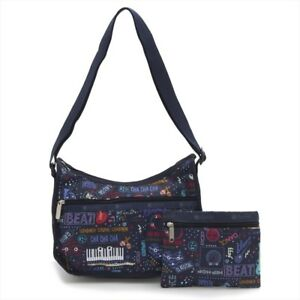 LeSportsac 7520 Classic Hobo Little Orchestra NWT