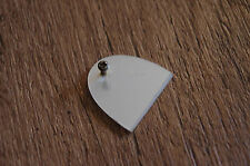 Broadway Guitar 1960's Faux truss rod cover Head stock plate pearl